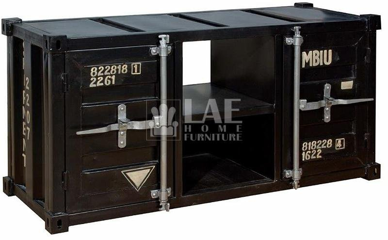Schrank Industrial industrial container style furniture